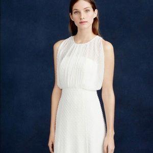 J crew Sadie wedding gown in Swiss dot size 2
